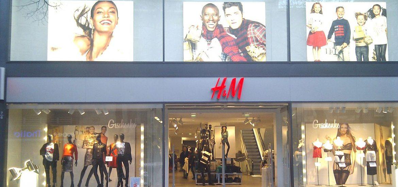 Tentez de gagner un bon d'achat de 200 euros chez H&M