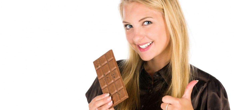 Perdre du poids en mangeant du chocolat